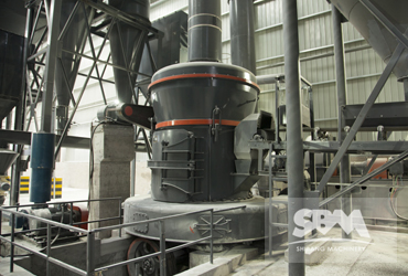 Clay Grinding Production Line In Mexico