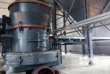 Petroleum Coke Grinding By MTW215,16-17tph, As Fuel