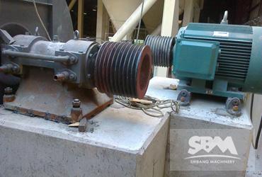 Clinker Grinding Unit 50 t/h
