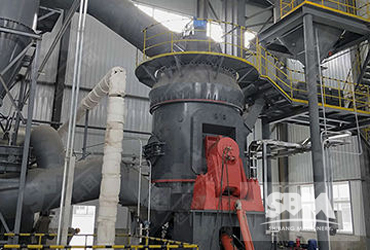 100,000t Active Carbon Powder Plant In Ningxia, China