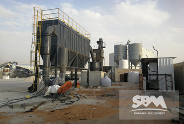 Marble Grinding By SCM1000H Mill For Plastics