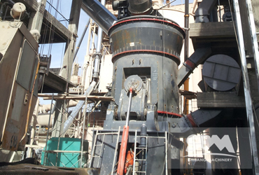 Coal Pulverizing By LM190M Plant In Jordan