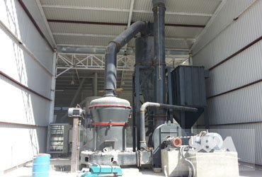 Barite Grinding Production Line For Oil Drilling