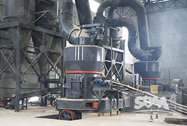 Quick Lime Grinding Plant In Hebei, China
