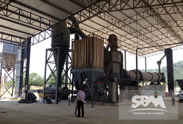 Limestone Grinding Production Case In Lopburi, Thailand