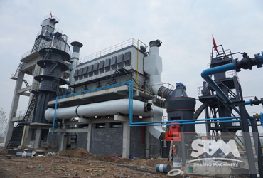 Coal Grinding By LM190M Vertical Roller Mill