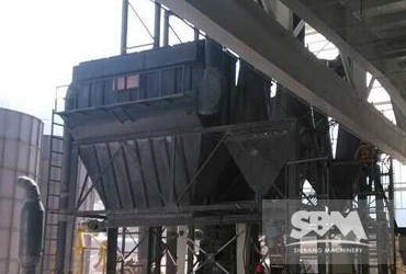 SCM800 Ultrafine Mill For Carbon Black Processing