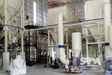 SCM1000 Mill in Egypt