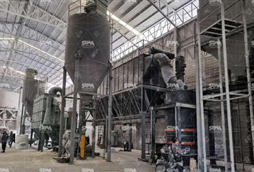 Calcium Carbonate Mill - SCM1250 In China