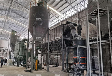 Cement Additives Mill - Scm1250 In China