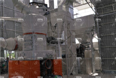 MTW110 Raymond Mill For Limestone Grinding in Thailand