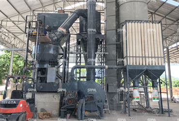 Bentonite Grinding By MTM130 For Oil Drilling