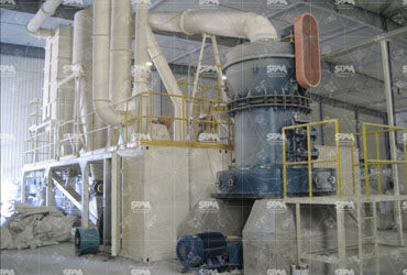 Bentonite Grinding By MTM130 Plant For Oil Drilling Mud