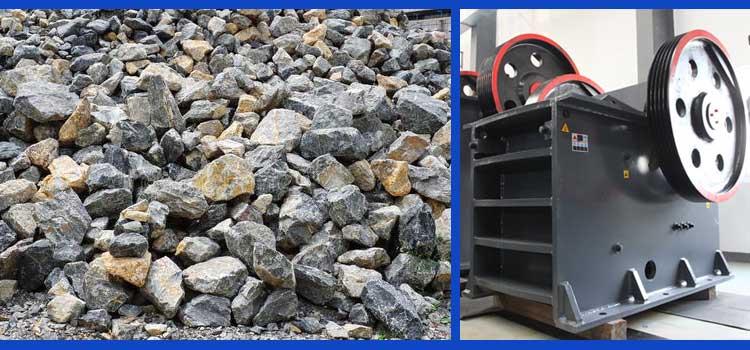 Granite Stone Crusher For Sale