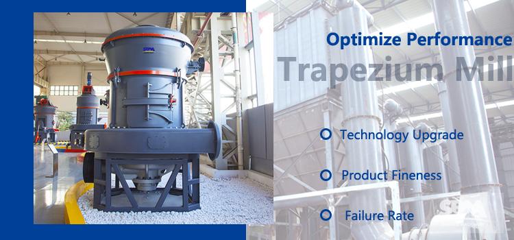 trapeizum mill