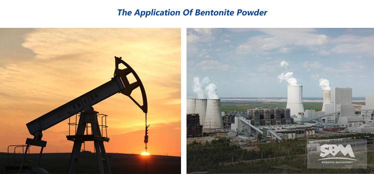The Application Of Bentonite Powder
