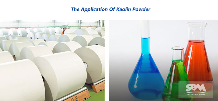 The Application Of Kaolin Powder