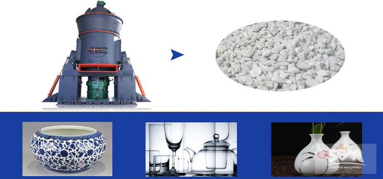 Application Of Vertical Mill In Fly Ash Production Line
