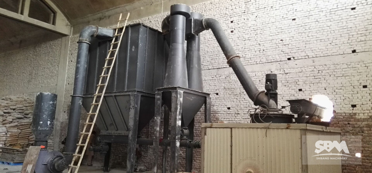 Talc Mill Equipment Production Line Processing