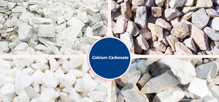 Calcium Carbonate Processing Technology