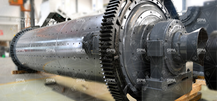 Ball Mill in Cement Plant Industry