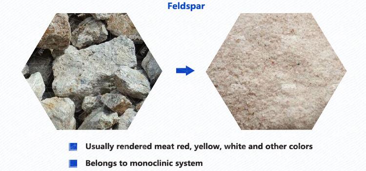 Potassium Feldspar Uses And Processing Production