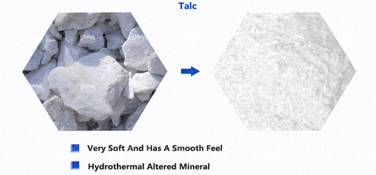 Talc Mining And Processing Solution