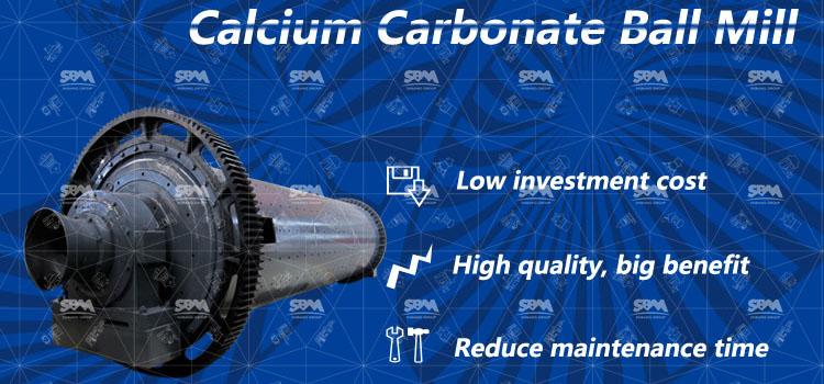 Calcium Carbonate Ball Mill Price In Rajasthan, India