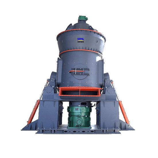 Vertical Roller Mill Structure And Working Principle
