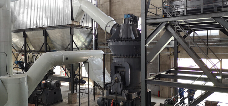 Attapulgite Powder Vertical Mill