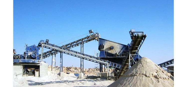 Типы дробильных машин, используемых на каьрах и шахтах