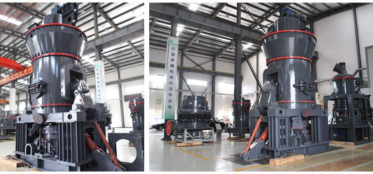 Vertical Roller Mill For Chinese Medicine Industry