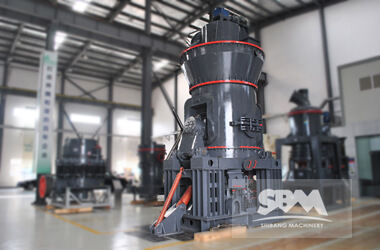 Silica Sand Vertical Mill